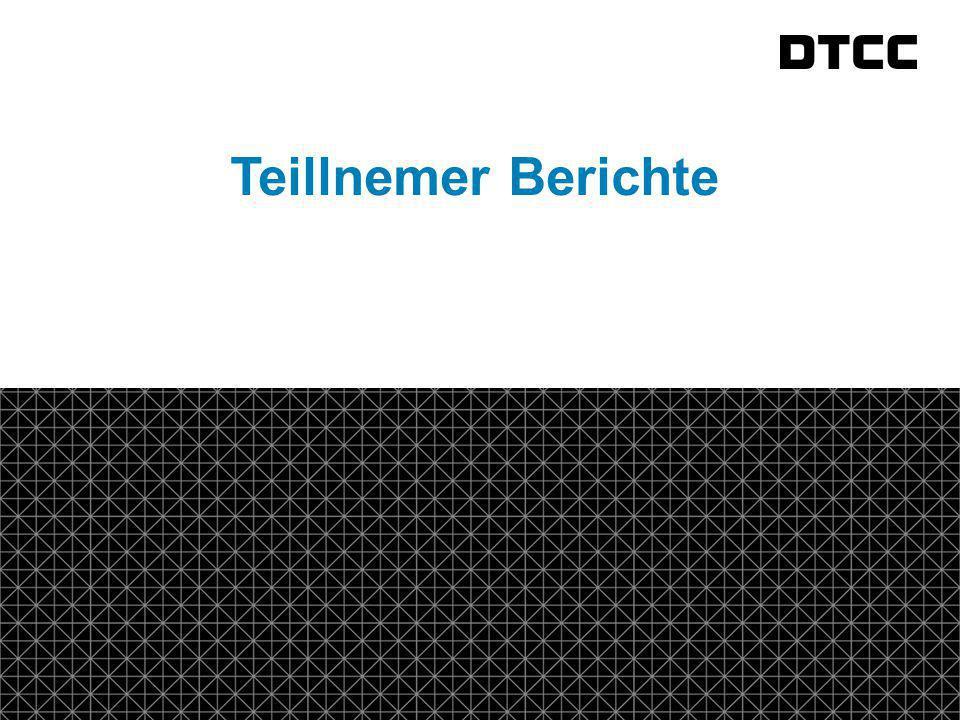 © DTCC 19 fda Teillnemer Berichte