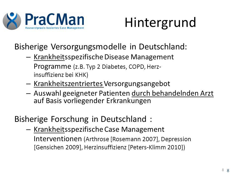 Copyright Universitätsklinikum Heidelberg 2014 PraCMan-Cockpit Inkl.