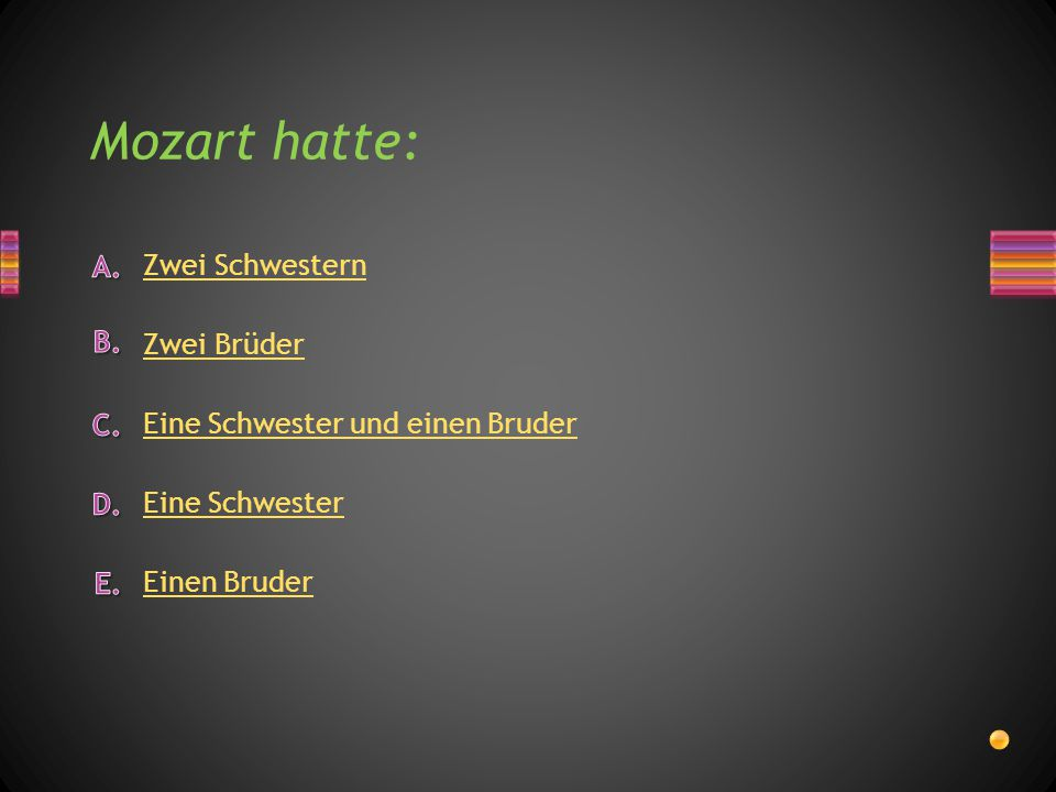 oder Mozart war Österreicher.