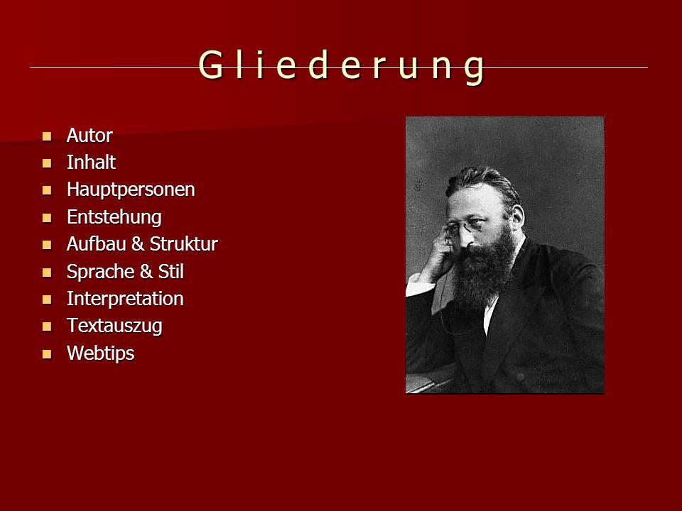 A u t o r 29.November 1839 in Wien 29.