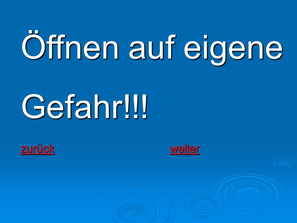 """Zu dieser Lösung findet Luana : """"Hört euch dieses schrecklich Deutsch an, das kann doch nicht sein! zurück urück"""