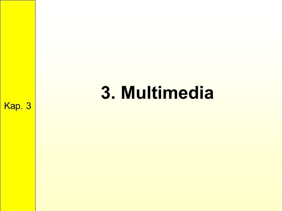 3. Multimedia Kap. 3