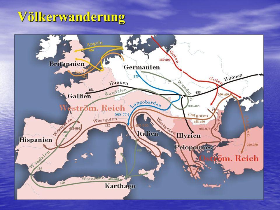 Schlacht im Teutoburger Wald - im Jahre 9 n.Chr. - auch Varusschlacht od.