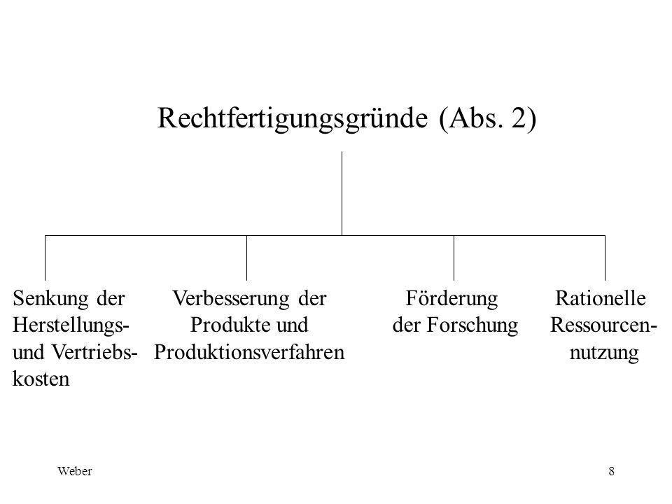 Weber8 Rechtfertigungsgründe (Abs.