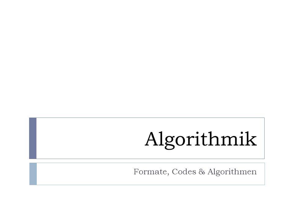 Konzepte Beispiele  Block-Codierung  Frequenz-Codierung  Präfixfreier Code  Telefonnummern  Morse-Code  Huffman Codierung  Arithmetische Codierung