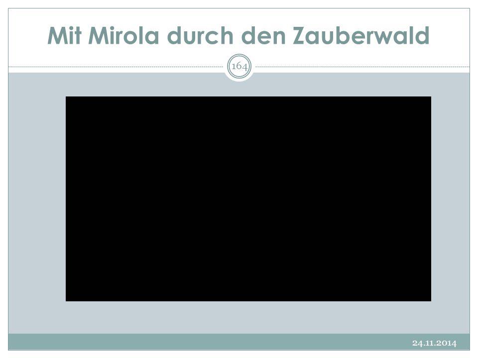 Mit Mirola durch den Zauberwald 24.11.2014 164
