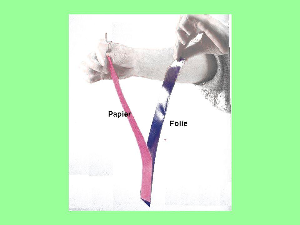 Papier Folie