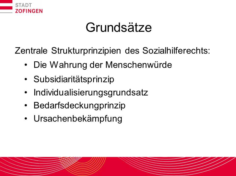 Sozialhilfe im Kanton Aargau Im aargauischen Sozialhilfe- und Präventionsgesetz sind die Grundprinzipien für den Anspruch und Bezug von Sozialhilfe festgehalten.