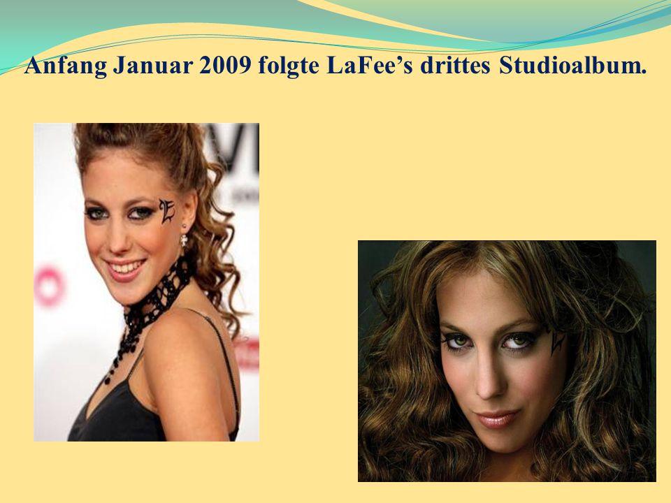 Anfang Januar 2009 folgte LaFee's drittes Studioalbum.