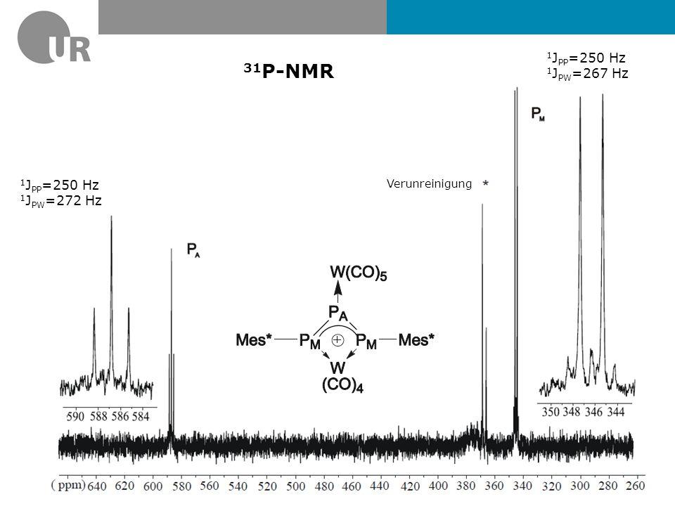 1 J PP =378 Hz 1 J PW =157 Hz 1 J PP =378 Hz 1 J PW =207 Hz
