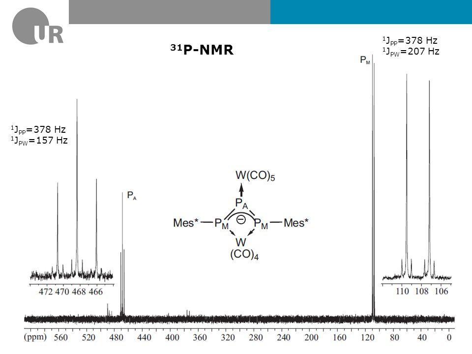 31 P{ 1 H}-NMR