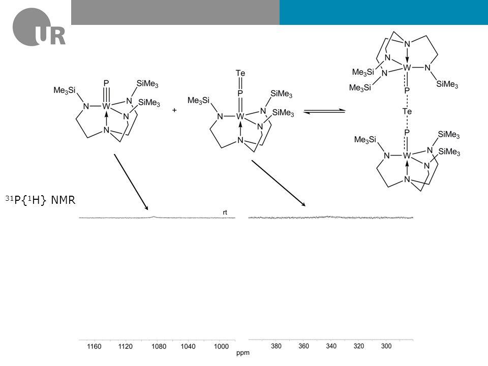 Dynamisches Verhalten von Li 3 P 7 ( 31 P-NMR) P 7 3-