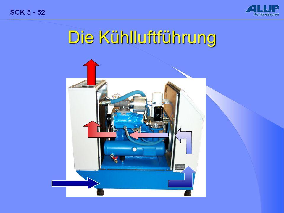 SCK 5 - 52 Die Kühlluftführung