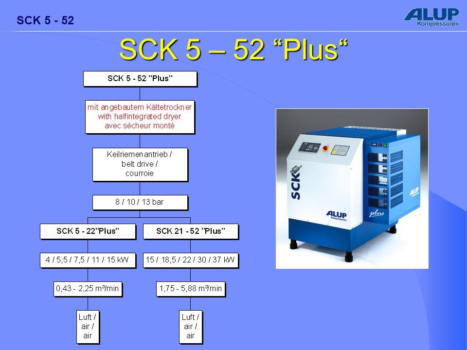 "SCK 5 - 52 SCK 5 – 52 ""Plus"""
