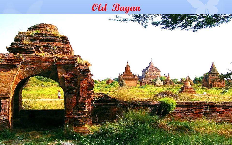 Pagodenfeld Mandalay