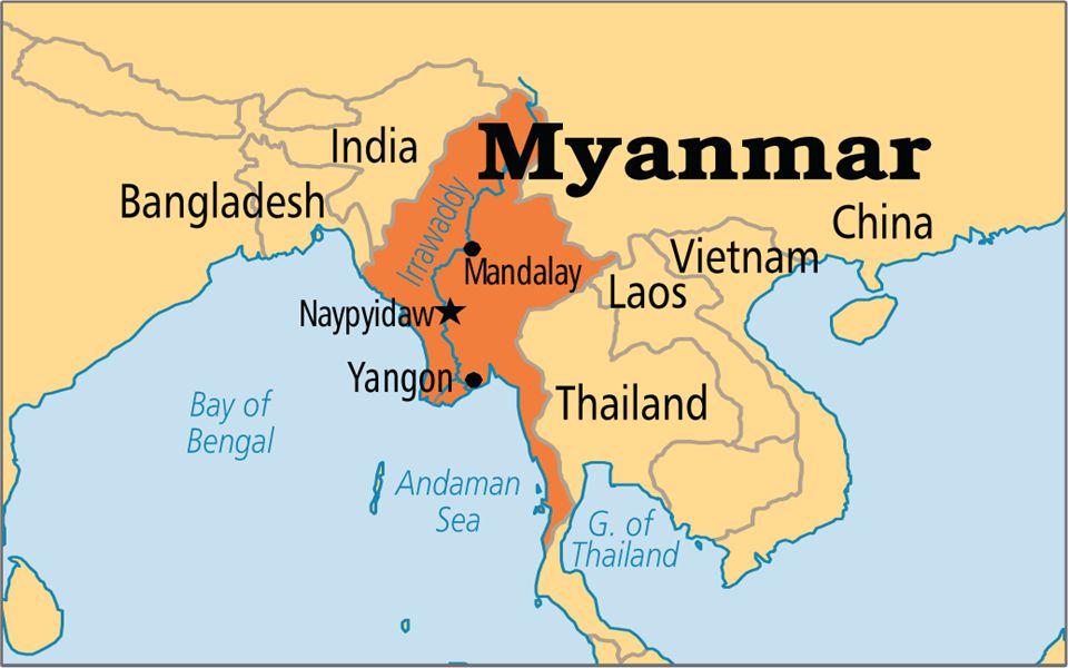 (Burma) Präsentiert von Günter