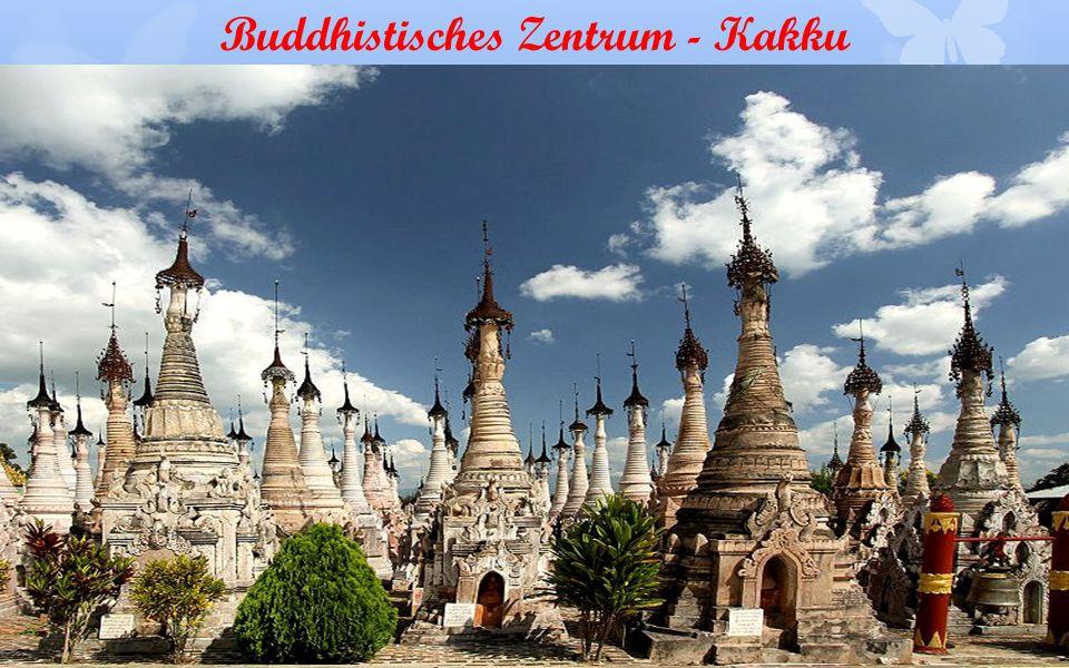 Schwedagon Pagode