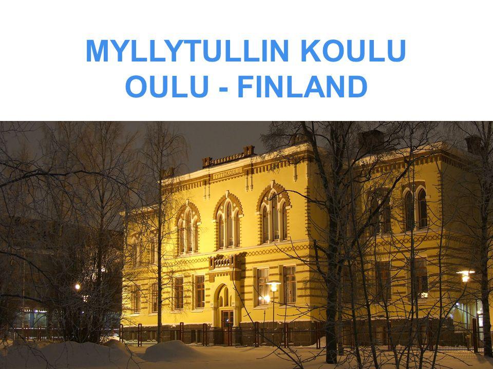 MYLLYTULLIN KOULU OULU - FINLAND