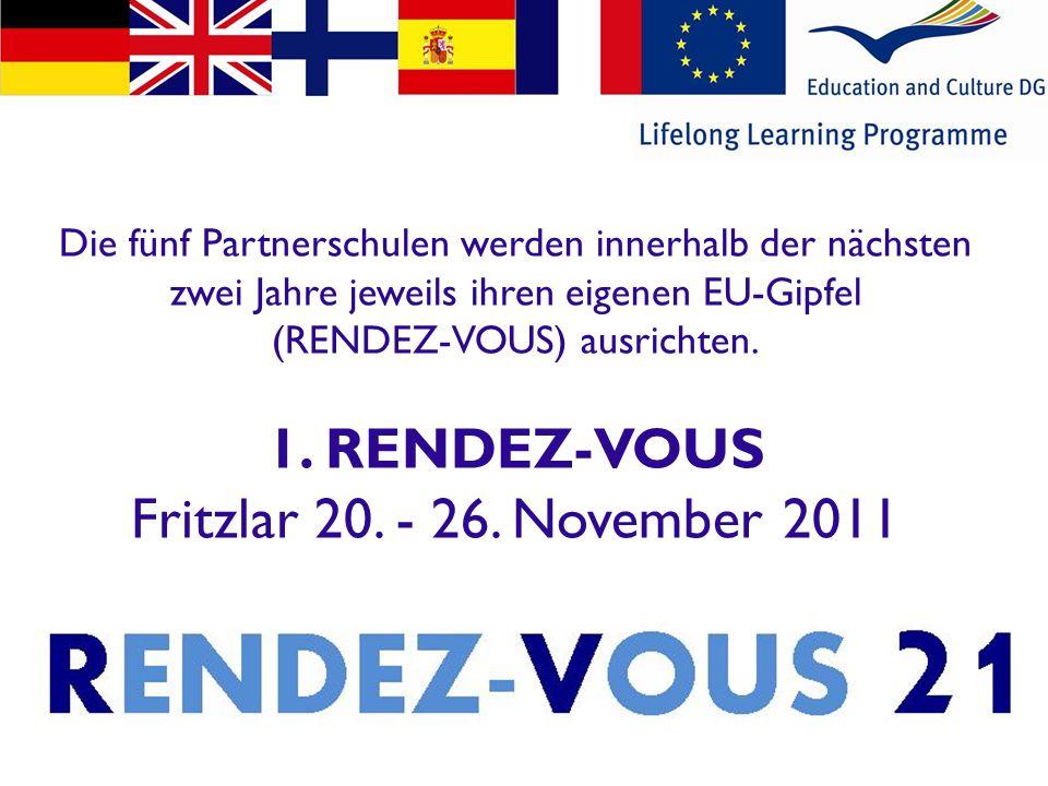2.RENDEZ-VOUS: Großbritannien 11.-17. März 2012 3.
