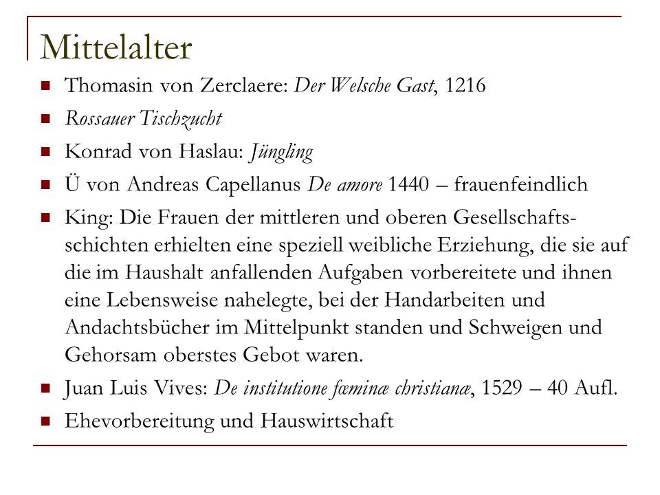 Vittorino da Feltre I.Literarisch-oratorische Fächer (Trivium): 1.