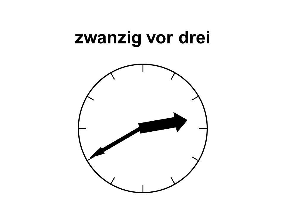 sechzehn Uhr siebenundfünfzig 16:57