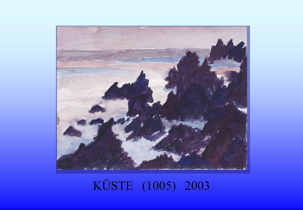 KÜSTE (1005) 2003