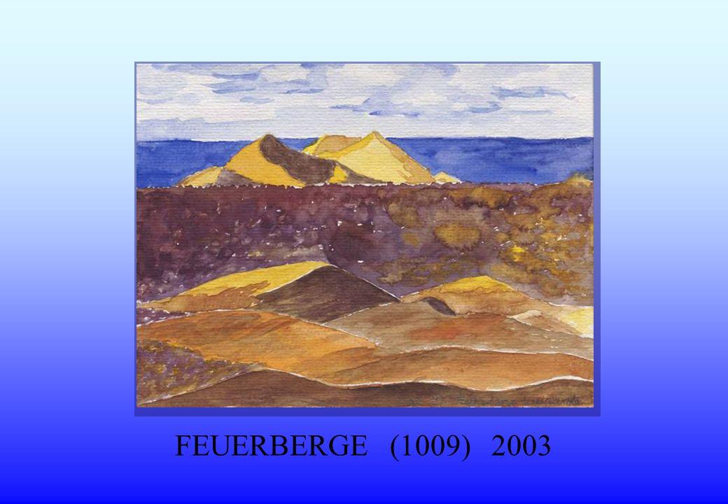 FEUERBERGE (1009) 2003