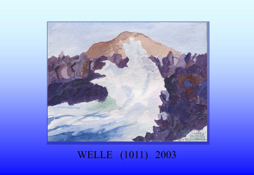 WELLE (1011) 2003