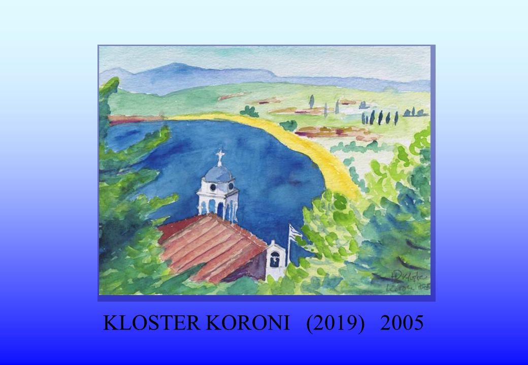 KLOSTER KORONI (2019) 2005