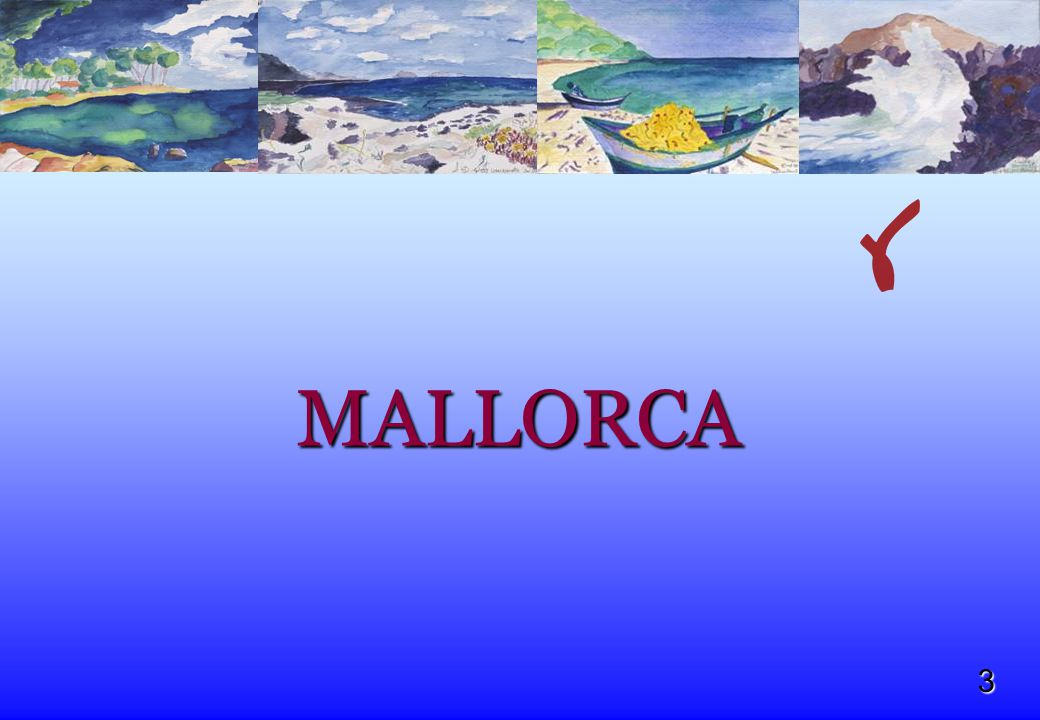 3 MALLORCA