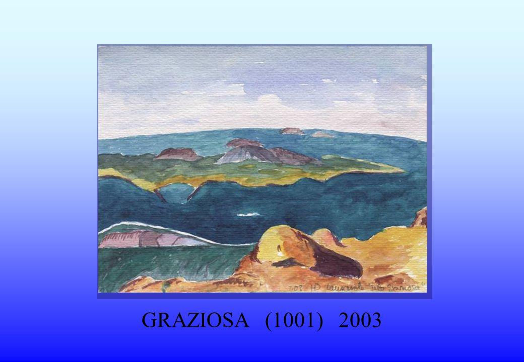 GRAZIOSA (1001) 2003