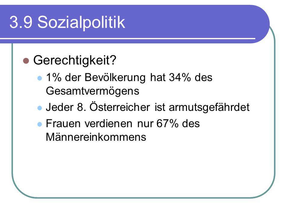 Geschichte der Sozialpolitik M3 S.