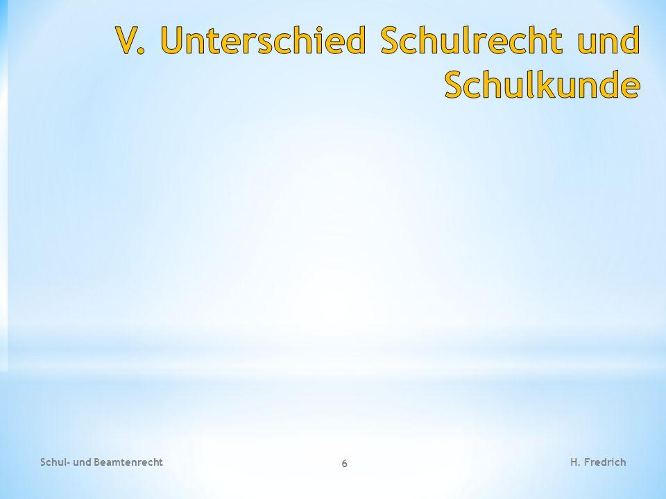 GG (Grundgesetz), LV (Landesverfassung, Schulgesetz, wichtige Verordnungen, ausgewählte Verwaltungsvorschriften, Kommentare Kultus und Unterricht.