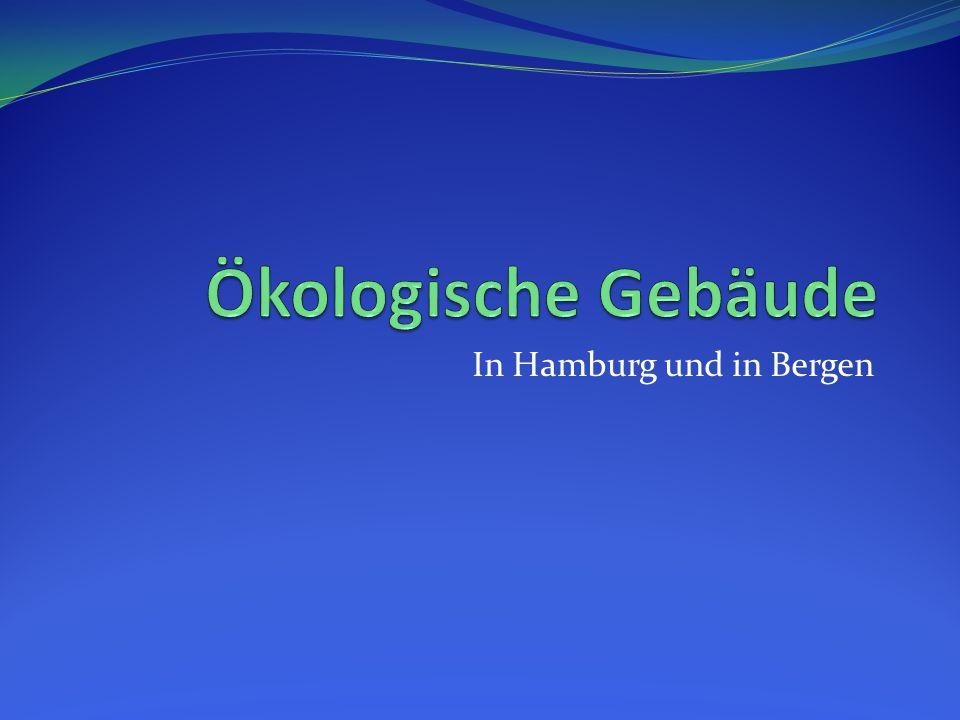 Inhaltsverzeichnis Problemstellung BHG und HHS Wohnenlagen in Hamburg und in Bergen Abschluss Quellen