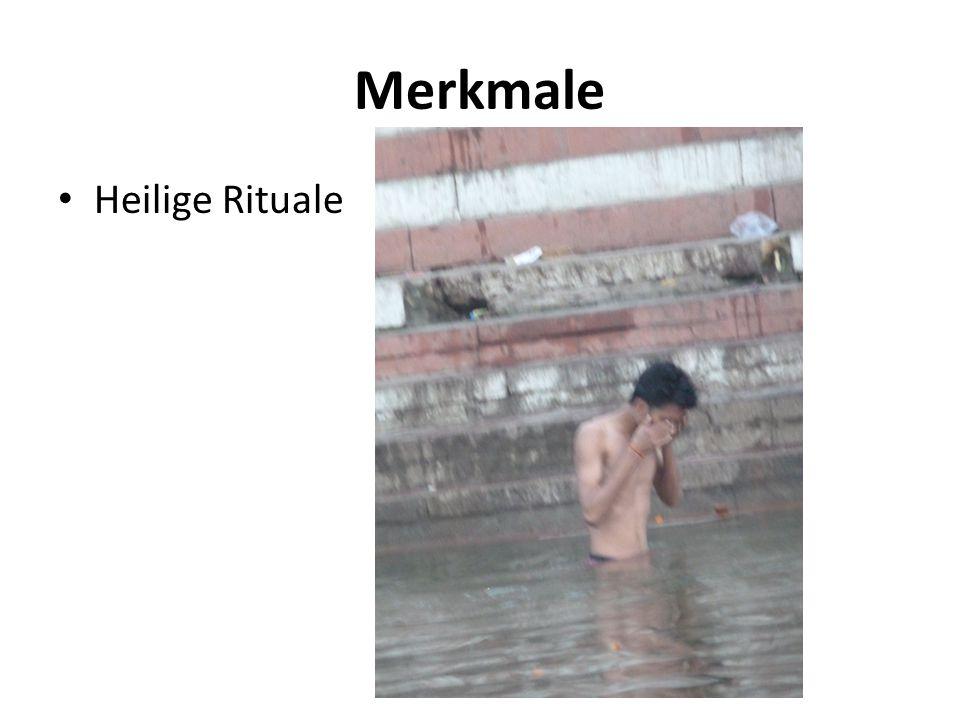 Merkmale Heilige Rituale