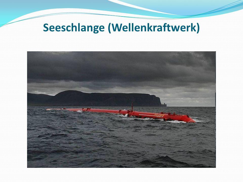 Seeschlange (Wellenkraftwerk)