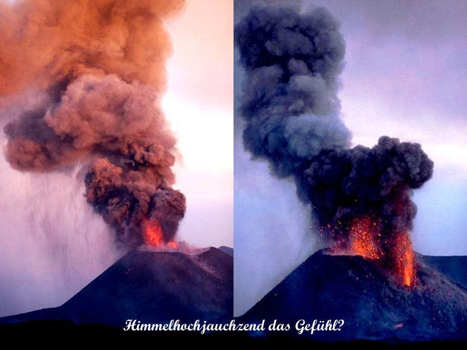 wohingegen das Feuer der Liebe brennt und leuchtet.