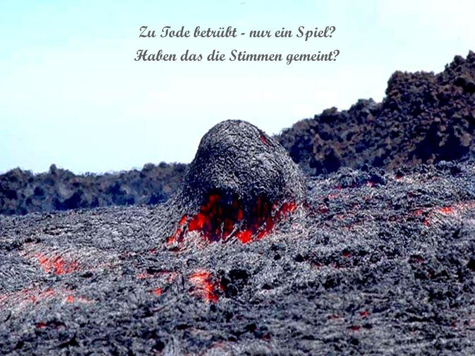 Drei Feuer sind zu meiden, nicht zu unterhalten: Das Feuer der Lust, das Feuer des Hasses, das Feuer des Wahnes…
