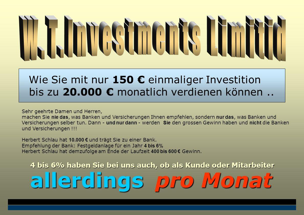 W as Banken tun nennt man Zinsdifferenzgeschäft. Herbert Schlau hat sein Geld zu seiner Bank gebracht und es dort gewinnbringend angelegt.. In unserm