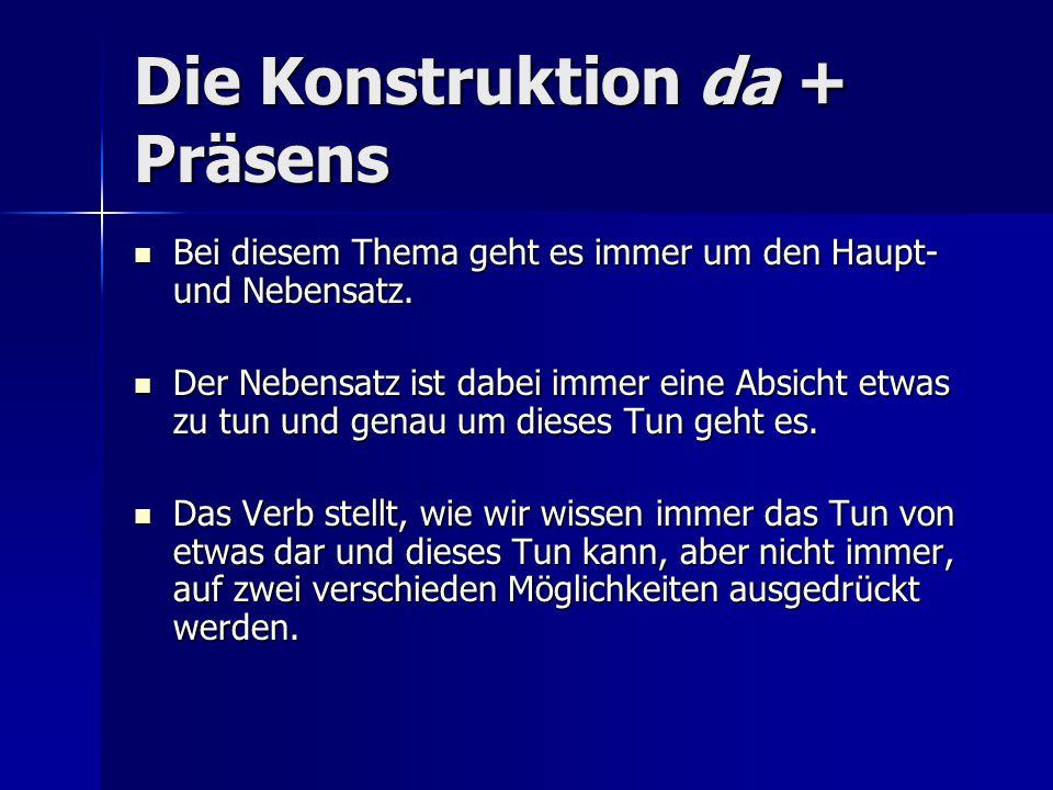 Mögliche Erklärung für das Vorkommen beider Konstruktionen in den Grazer Werken von Ivo Andrić Mögliche Erklärung für das Vorkommen beider Konstruktionen in den Grazer Werken von Ivo Andrić