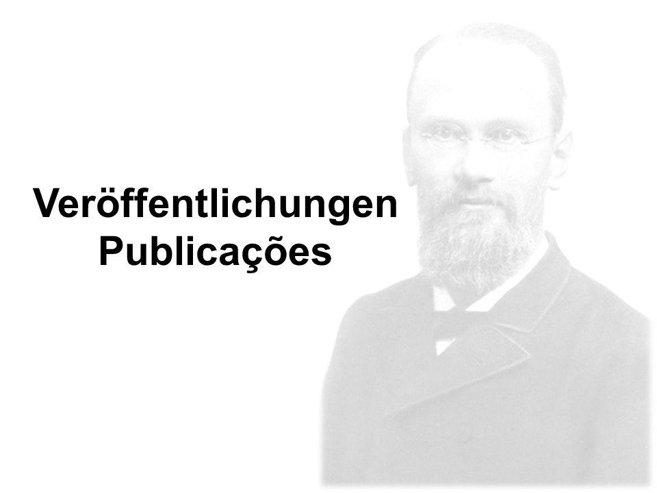 Veröffentlichungen Publicações