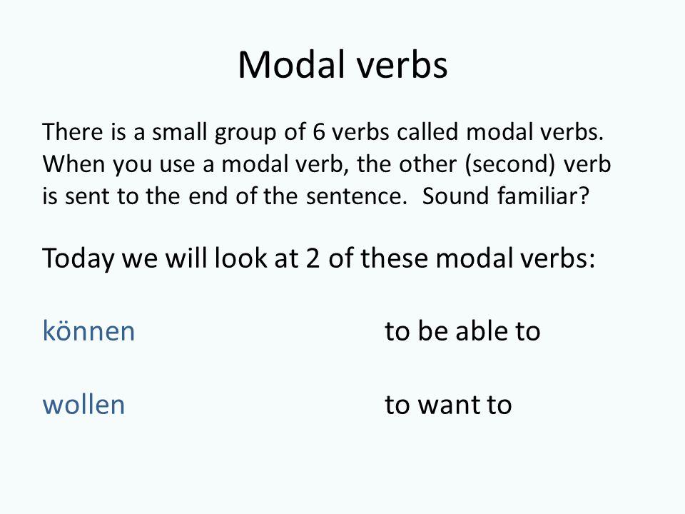 Was werden wir im Urlaub machen.The future tense works just like modal verbs.