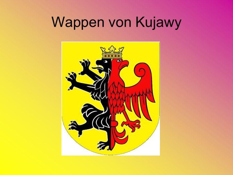 Wappen von Kujawy