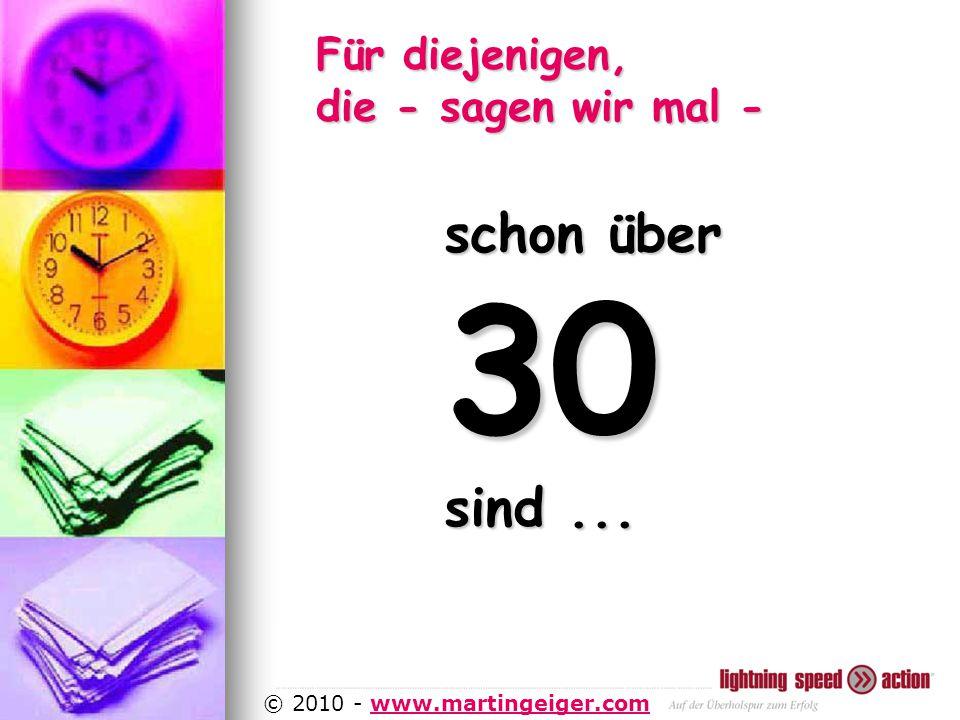 http://www.martingeiger.com/beschreibung_lisa.php4 © 2010 - www.martingeiger.comwww.martingeiger.com Für diejenigen, die - sagen wir mal - schon über 30 sind...