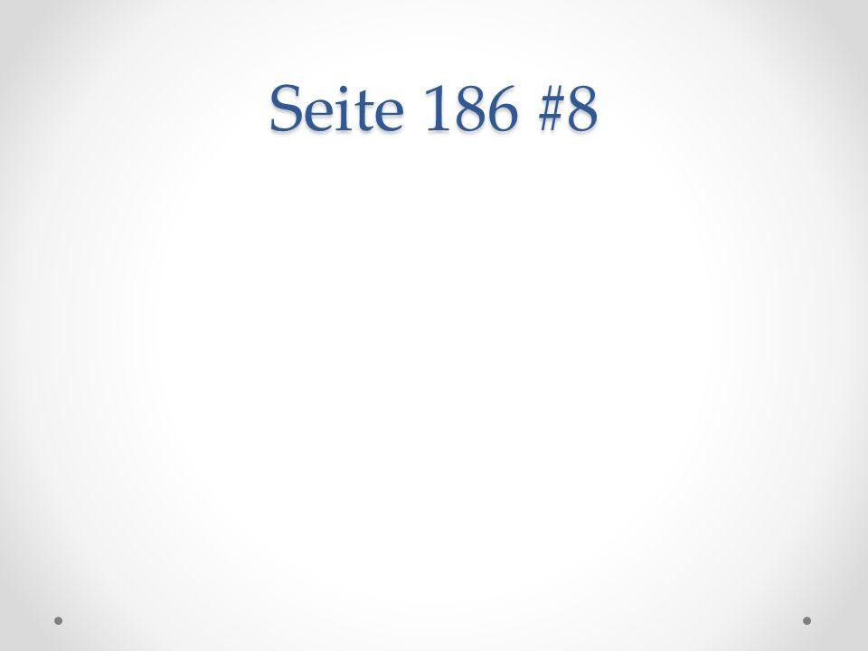 Seite 186 #8