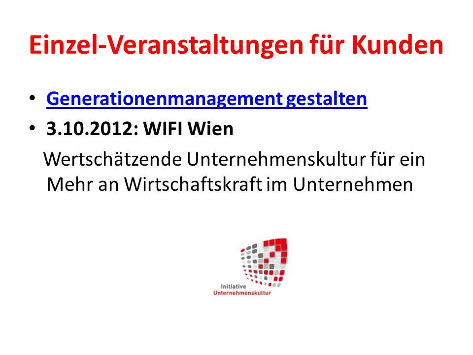 24. November 2014 Experts4U Veranstaltungen in Bezirken der WK
