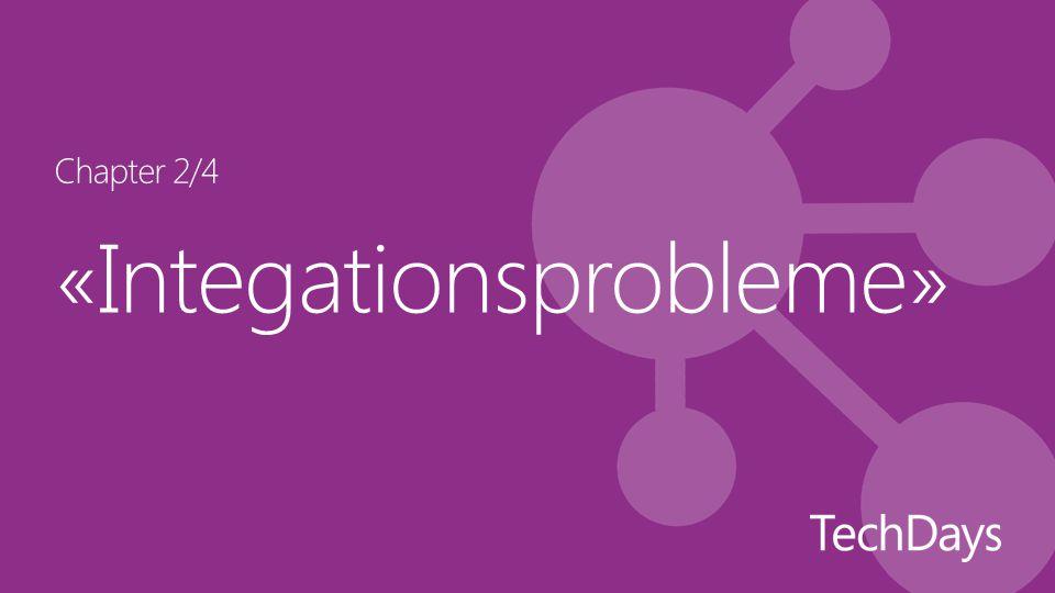 «Integationsprobleme» Chapter 2/4