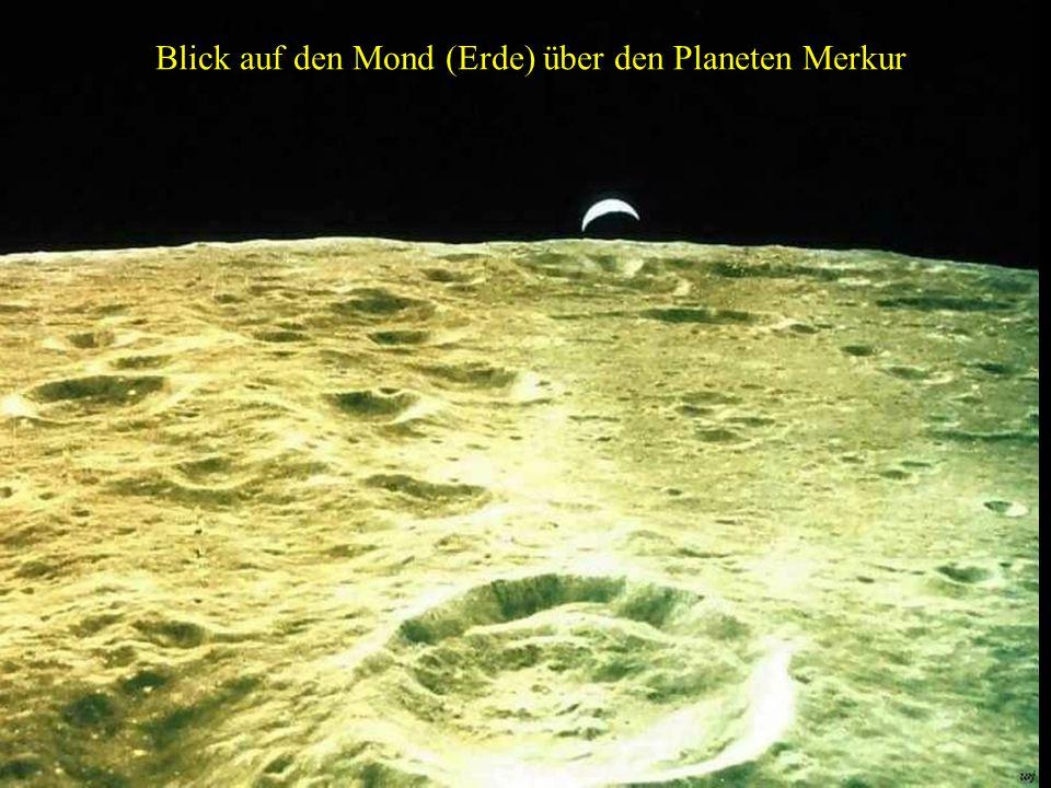 Planet Merkur Die Sonne ist auch der engste und kleinste Planet im Sonnensystem.