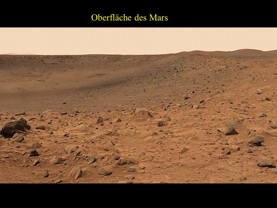 Landeplatz Viking 2 auf dem Mars.