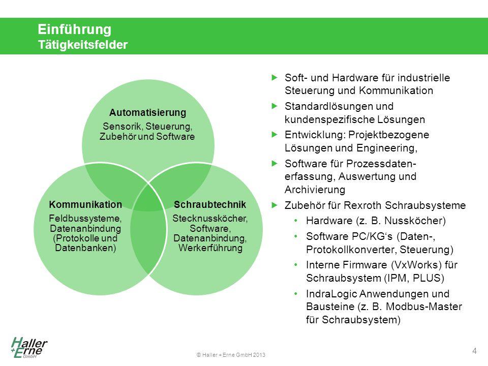 © Haller + Erne GmbH 2013 Werkstattwagen - Software Bedienkonzept Konfigurator 15 Schrauboperationen (Werkzeug, Programm- nummer, Stecknuss, …) Aktionen Schraubaktionen und Reihenfolge – Zuordnung über Rechtsklick mit Operationen.
